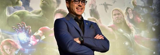 """Роберт Дауни-младший попросил Disney не выдвигать его на """"Оскар"""" за роль Тони Старка"""
