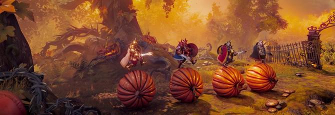 Сказочный мир, головоломки и сражения в релизном трейлере Trine 4: The Nightmare Prince