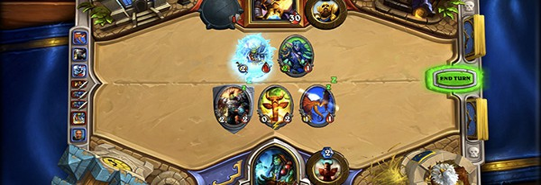 9 минут геймплея Hearthstone: Heroes of Warcraft