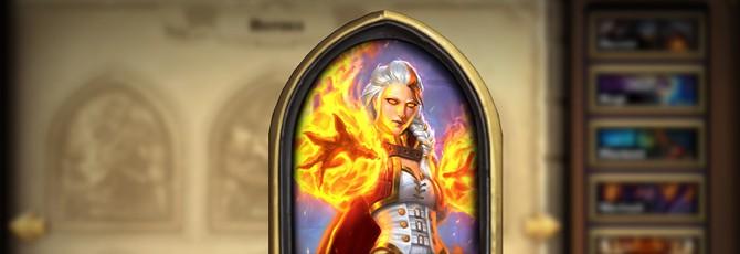 Blizzard дает особый портрет в Hearthstone за 1000 побед