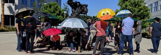 Протест против Blizzard поддержали сотрудники компании и комментатор Hearthstone