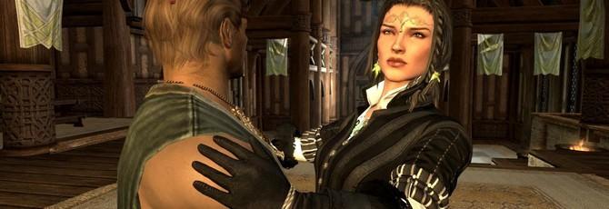С новым модом в Skyrim можно танцевать вальс
