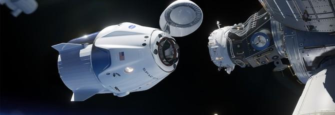 NASA и SpaceX могут отправить астронавтов к МКС на Crew Dragon в начале 2020 года