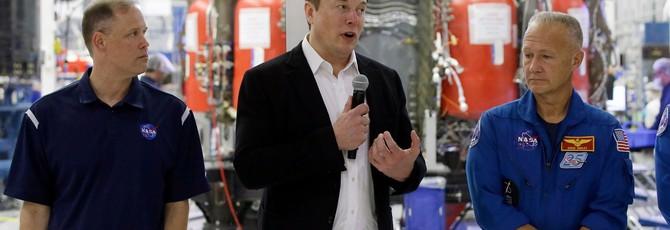 Илон Маск: NASA может бесплатно делиться интеллектуальной собственностью SpaceX с кем угодно
