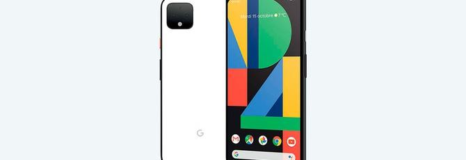Предзаказ Pixel 4 в Канаде подтвердил характеристики девайса Google