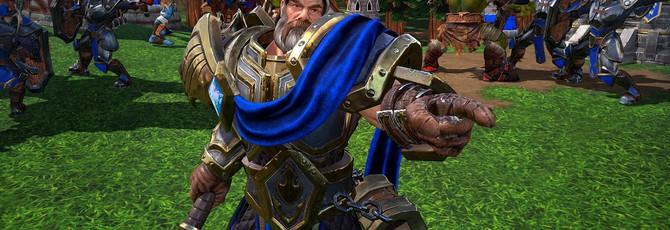 В сеть утекли материалы из закрытой беты Warcraft 3: Reforged