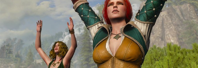Сравнение The Witcher 3 для Switch с PC-версией
