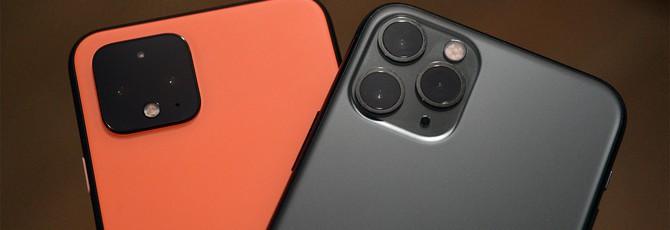 Pixel 4 XL против конкурентов — сравнение характеристик и цен