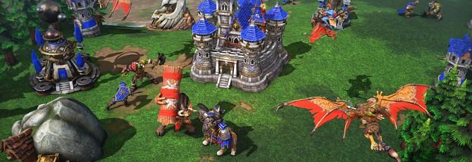 Первые четыре миссии кампании Альянса из беты Warcraft III: Reforged