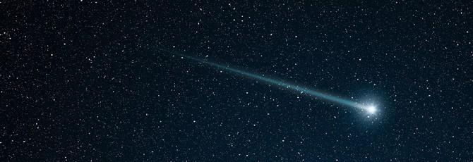 """Оцените видео с межзвездной кометой 21/Borisov, снятое телескопом """"Хаббл"""""""