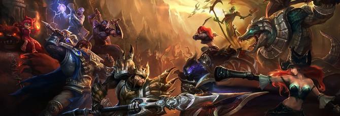 Возможно, Riot Games работает над MMO во вселенной League of Legends