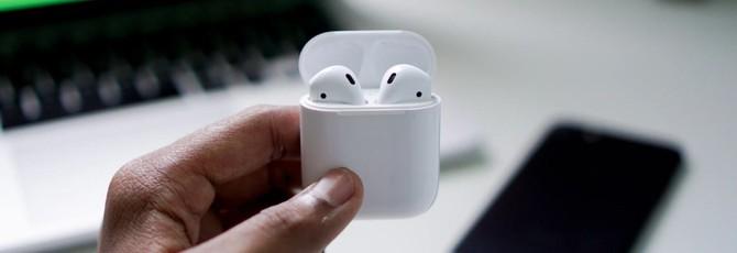 Слух: Apple выпустит наушники с шумоподавлением AirPods Pro в конце октября