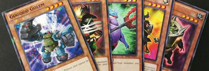 Японец арестован за продажу фальшивых карт Yu-Gi-Oh на 1200 долларов