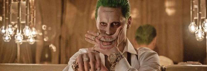 """СМИ: Джаред Лето пытался отменить съемки """"Джокера"""""""