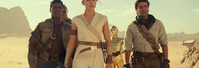 """Эпичная битва в новом трейлере девятого эпизода """"Звездных войн"""""""