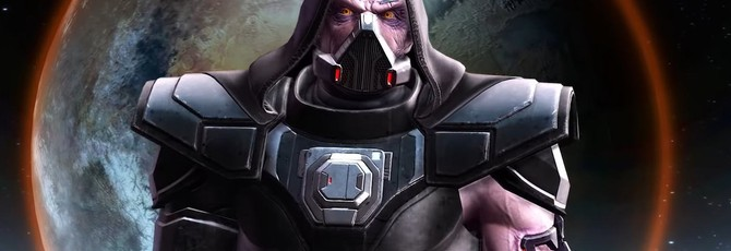 Релизный трейлер расширения Star Wars: The Old Republic — Onslaught