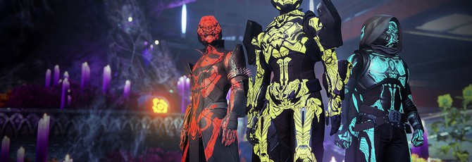"""Подробности хэллоуинского мероприятия """"Фестиваль Усопших"""" в Destiny 2"""