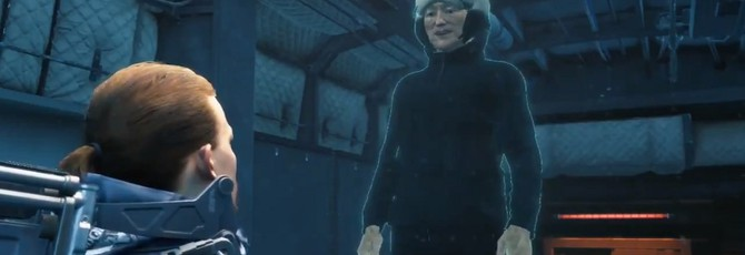 Конан О'Брайен появится в Death Stranding и подарит игроку костюм выдры