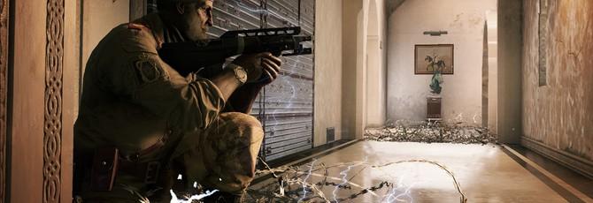 Ubisoft обсуждала идею оперативника для Rainbow Six Siege, способного цепляться к потолку