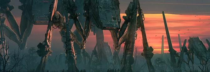 Фантастические Миры: Raphael Lacoste