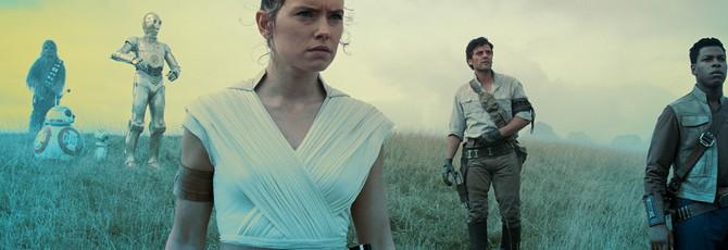 """""""Скайуокер. Восход"""" идет на худший старт из новой трилогии"""