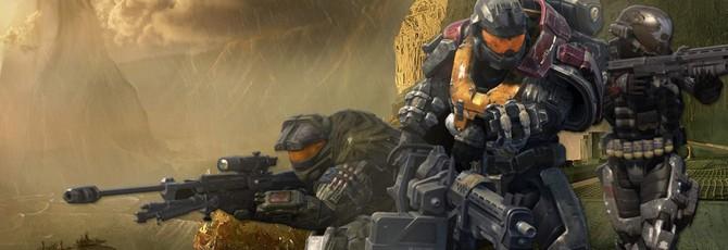 Час геймплея Halo: Reach на PC