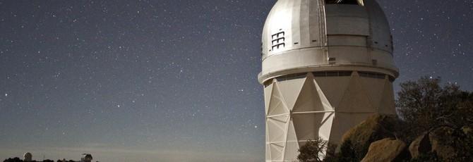 DESI — устройство, предназначенное для поиска темной энергии во Вселенной