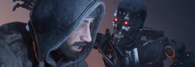 Новый трейлер и геймплей шутера Terminator: Resistance