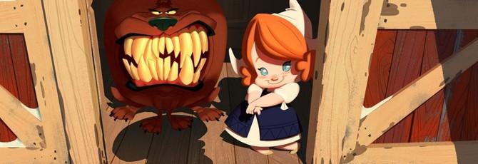 Знакомство с персонажами мультфильма Klaus от Netflix