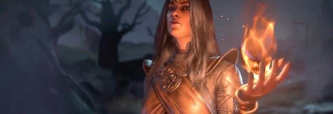 Разбор скиллов и способностей волшебника из Diablo 4