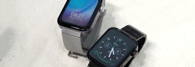 Xiaomi представила Mi Watch за $186