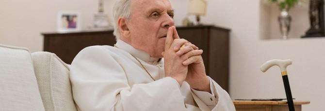 Полный трейлер драмы The Two Popes от Netflix