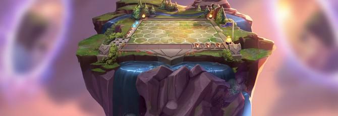 Трейлер крупного обновления для Teamfight Tactics — Стихии набирают силу