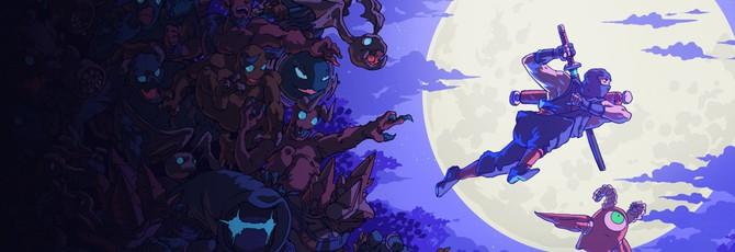 В Epic Games Store стартовала раздача Nuclear Throne и Ruiner, на очереди The Messenger