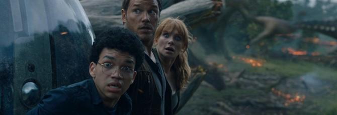 """СМИ: Джастис Смит и Даниэлла Пинеда вернутся к своим ролям в """"Мире Юрского периода 3"""""""