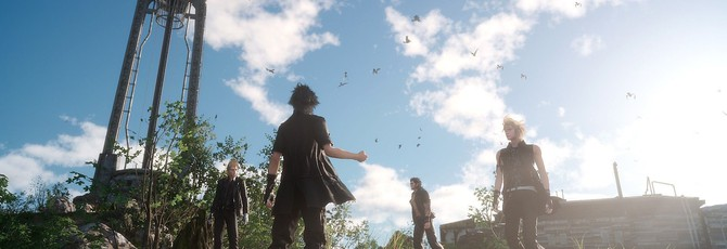 Гайд Final Fantasy XV — способ прокачки персонажа на кактусах