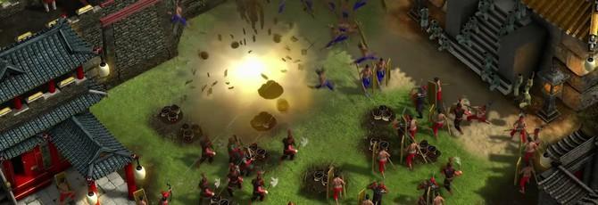 Войска Китая и Вьетнама в новом геймплее Stronghold Warlords