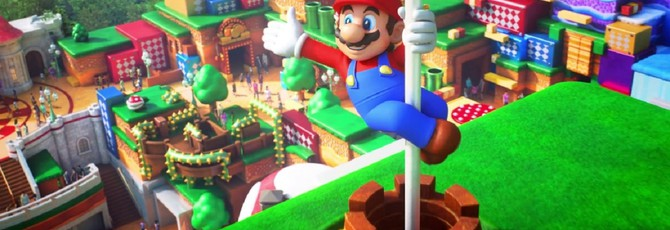 Новые фотографии тематического парка Super Nintendo World в Осаке — аттракцион откроется уже в 2020 году