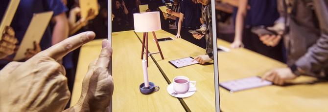 AR-девайс и очки от Apple выйдут не раньше 2022 года