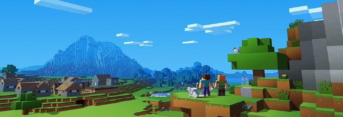 Количество игроков Minecraft достигло 480 миллионов