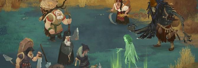 Релизный трейлер экшен-RPG в сеттинге славянской мифологии Yaga