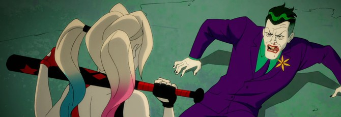 Новый трейлер мультсериала для взрослых Harley Quinn, премьера 29 ноября