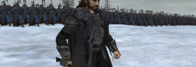 Вышла полная версия мода The Elder Scrolls: Total War