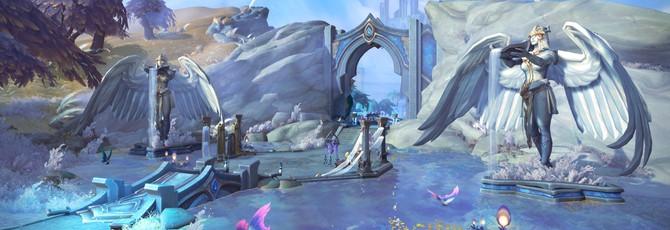 20 минут геймплея World of Warcraft: Shadowlands