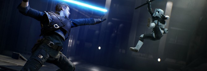Оценки Star Wars Jedi: Fallen Order — отлично
