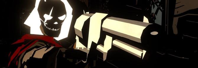 Призрачный Гонщик на Диком Западе — 10 минут геймплея West of Dead