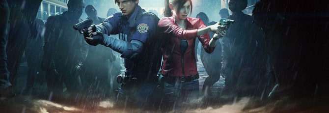 Игра года по версии Golden Joystick Awards 2019 — Resident Evil 2