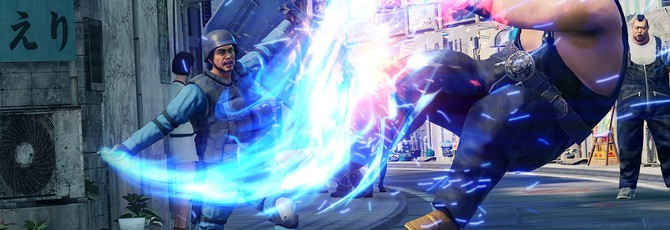 Экскалибур-бита, открытый мир и безумные сражения в геймплее Yakuza: Like a Dragon