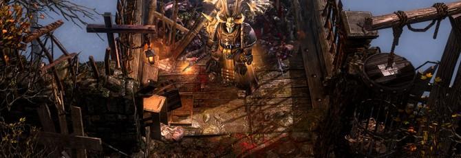Новый мод позволяет играть в Grim Dawn за космодесантников из Warhammer 40000