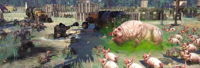 Дополнение Revelations для Age of Wonders: Planetfall уже доступно